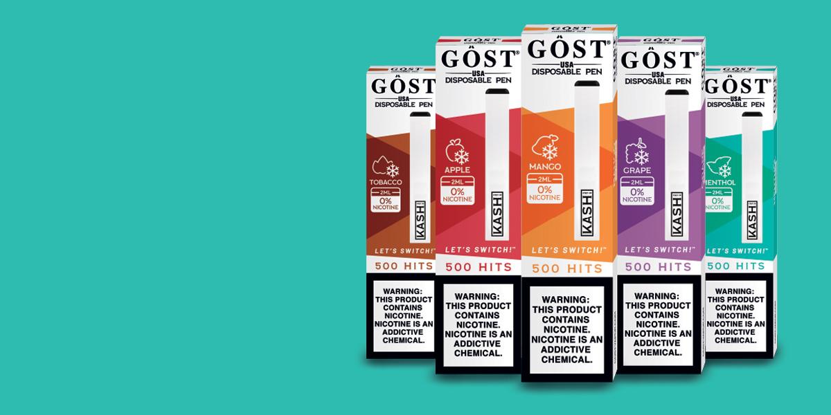 Kash packaging